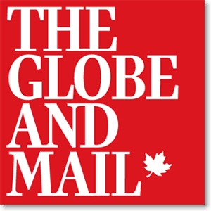 Globe and Mail Thursday, Aug. 06, 2015